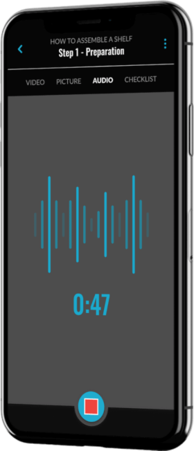 cleverday app audio instructions